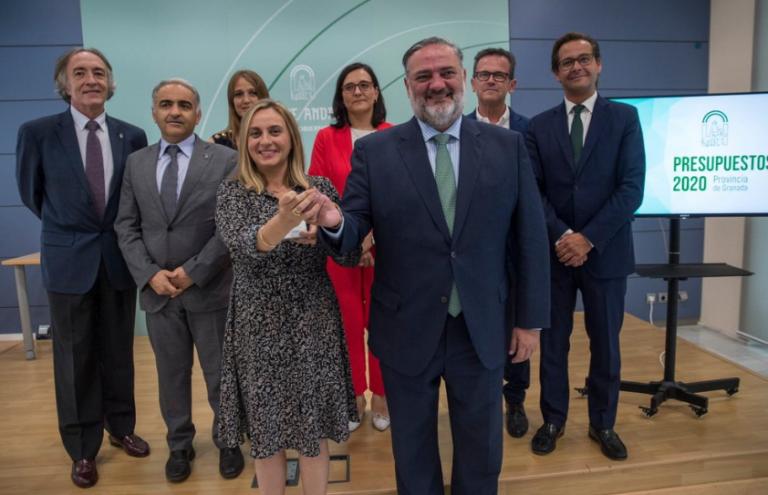 La provincia de Granada recibirá 190 millones del presupuesto de la Junta