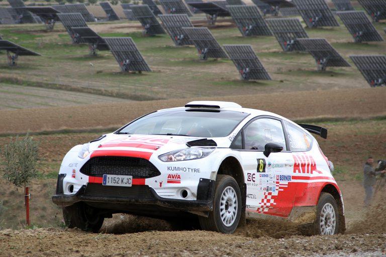 Cuenta atrás para el Rallye de Tierra Ciudad de Granada