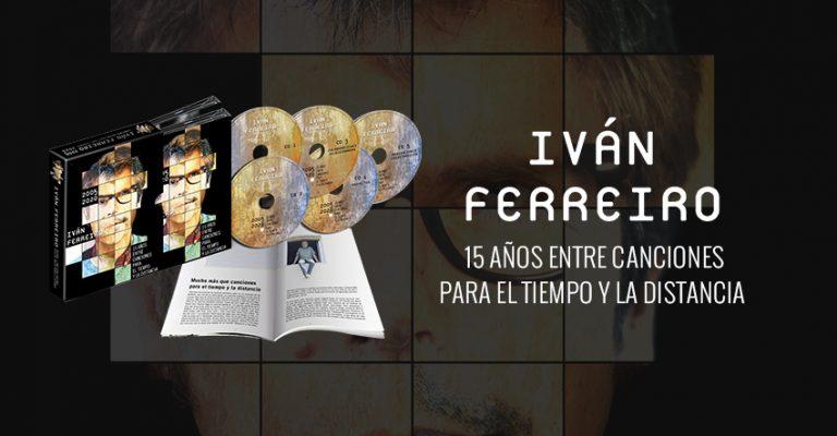 IVAN FERREIRO PUBLICA RECOPILATORIO