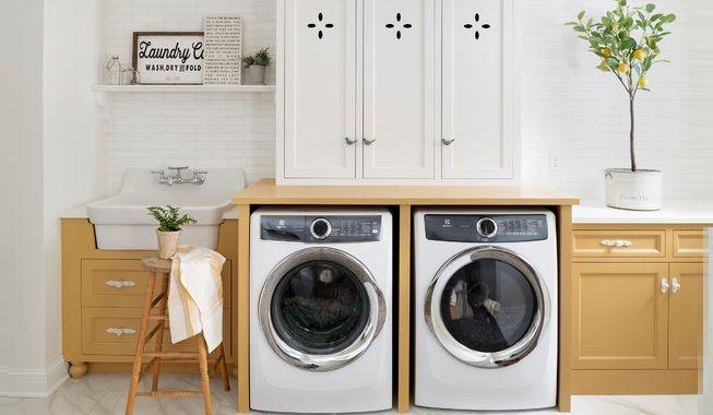 El lavadero, una estancia en la vivienda para ganar orden con ella