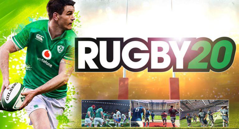 Análisis Rugby 20 – El FIFA del balón ovalado