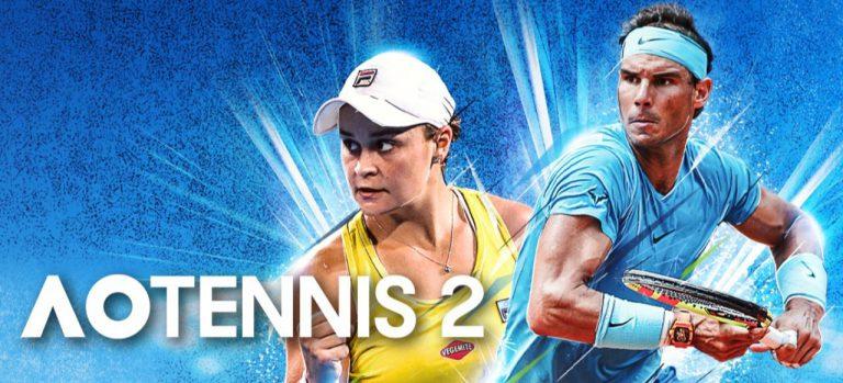 Análisis AO Tennis 2 – Ahora sí que han hecho un buen juego de tenis