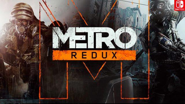 Resultado de imagen de metro redux switch