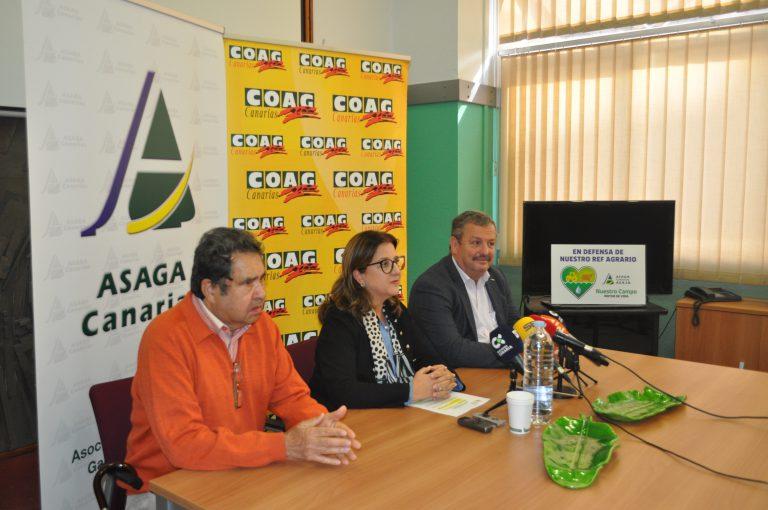 ASAGA Canarias a agricultura a acelerar el abono de los más de 4 millones en ayudas al consumo de carne fresca de origen local