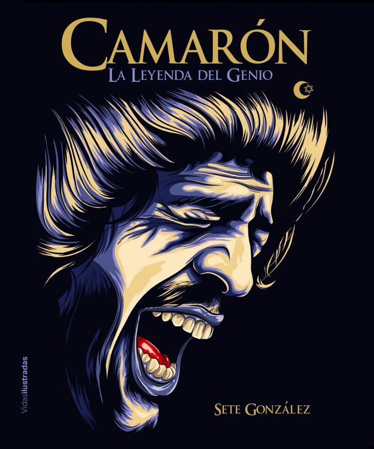 """""""Camarón. La Leyenda del Genio"""""""