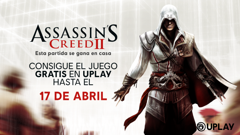 Assassin`s Creed 2 gratuito por tiempo limitado
