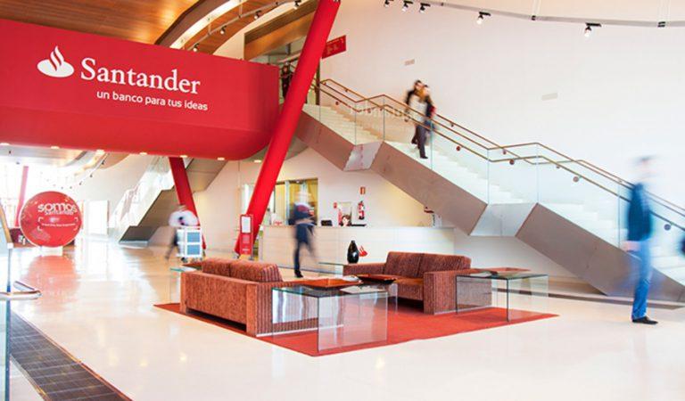 Banco Santander lanza «Pago Ágil» para pymes y autónomos