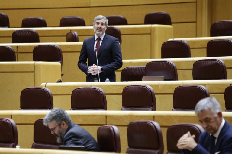 """Clavijo lamenta que """"el Gobierno de Canarias vaya por detrás de la realidad en la crisis económica"""""""