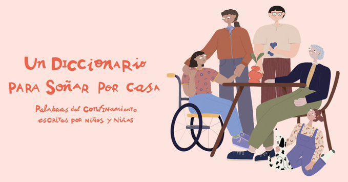 Fundación 'la Caixa' propone el 'Diccionario del Confinamiento' con definiciones elaboradas por niños