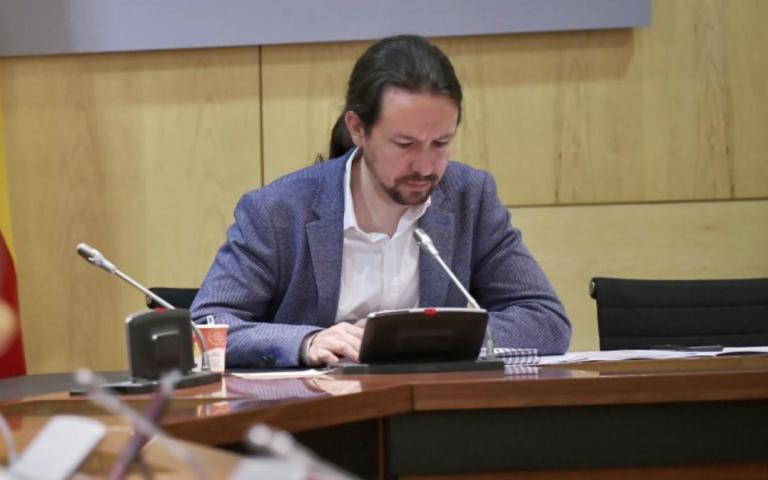 """Iglesias celebra el acuerdo """"histórico y sin precedentes"""" de la UE y lo ve un """"estímulo"""" para seguir con el programa de gobierno"""
