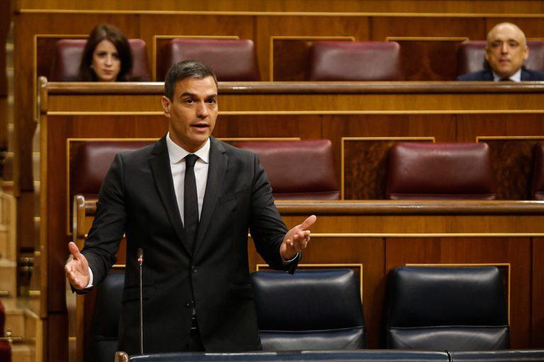 Sesión de control al Gobierno: Sánchez responde a las preguntas de la oposición