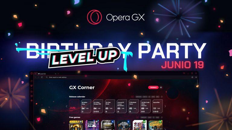 Opera GX, el navegador para gamers, se actualiza incorporando Discord