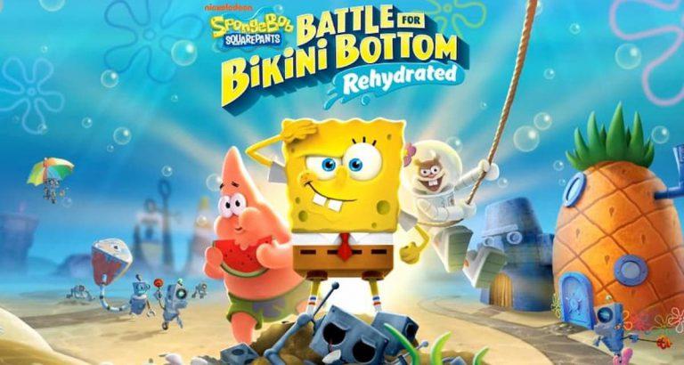 Análisis SpongeBob SquarePants: Battle for Bikini Bottom – Rehydrated – Bob Esponja protagoniza un gran plataformas para niños