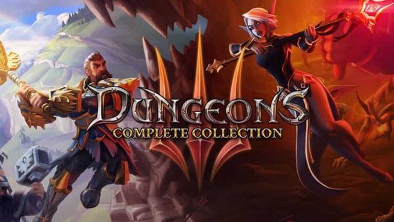 Análisis Dungeons 3: Complete Collection – La edición completa del sucesor de Dungeon Keeper
