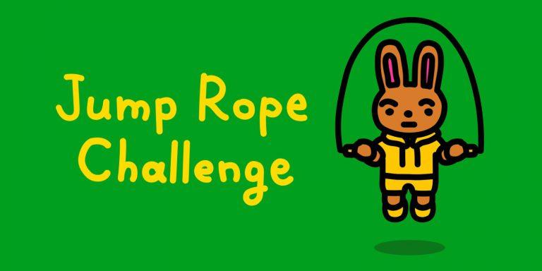 Jump Rope Challenge te invita a saltar a la comba en Switch de manera gratuita