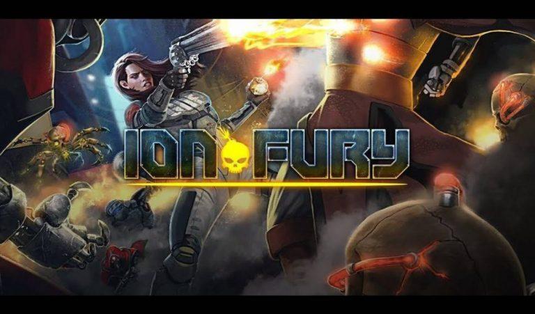 Análisis Ion Fury – Un shooter de la vieja escuela