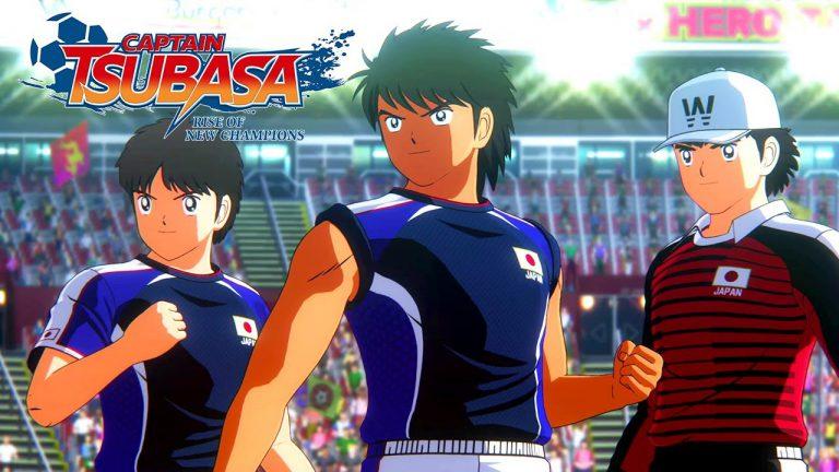 """Descubre como serán los modos historia en el juego de """"Óliver y Benji"""" Captain Tsubasa: Rise of the New Champions"""