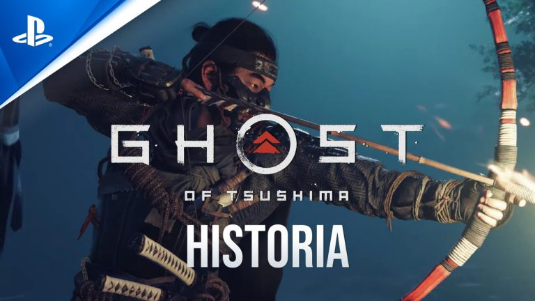 Ghost of Tsushima presenta un nuevo vídeo sobre su protagonista
