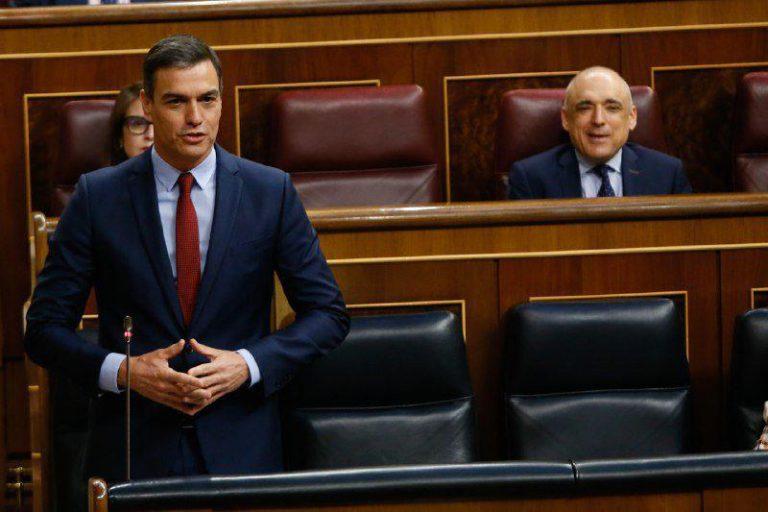 Sánchez explicará en el Congreso el acuerdo europeo que concede a España 140.000 millones de euros