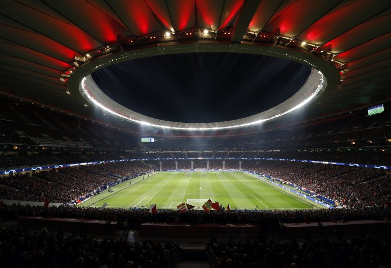 El estadio Wanda Metropolitano, se convertirá este verano en el centro de la cultura en vivo