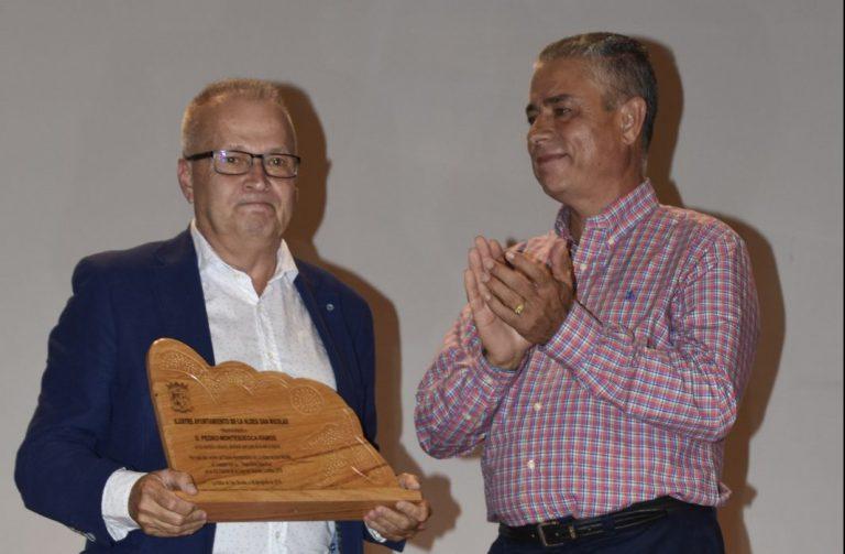 El Pleno de La Aldea dedica una calle a Pedro Montesdeoca  'PEDRITO'