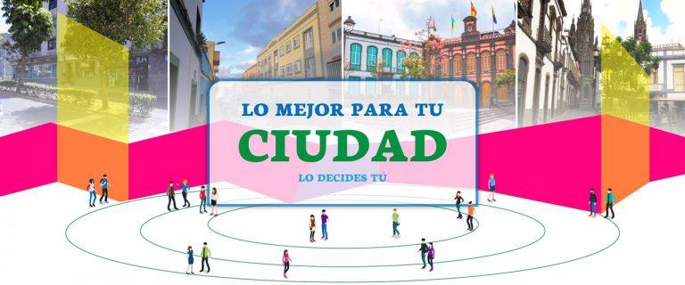El nuevo portal web de participación ciudadana, Participa Arucas, ya está en funcionamiento