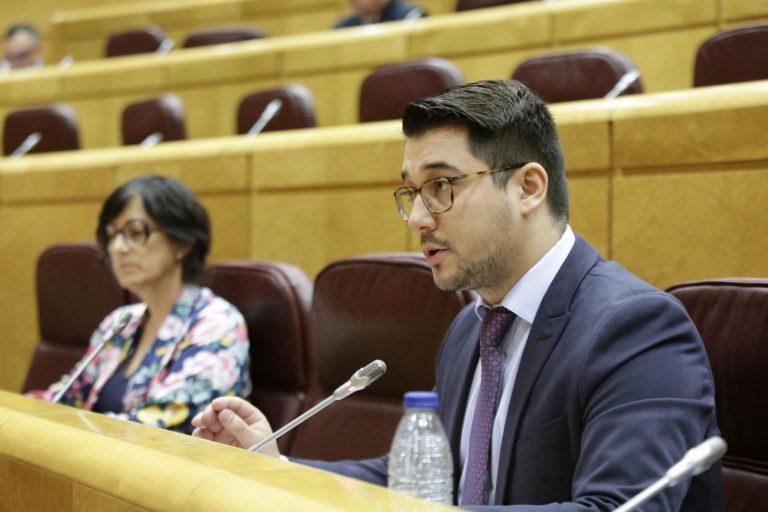 Chinea (ASG) pide a Exteriores que abra una vía diplomática con los países de la UE para que Canarias quede exenta de las cuarentenas
