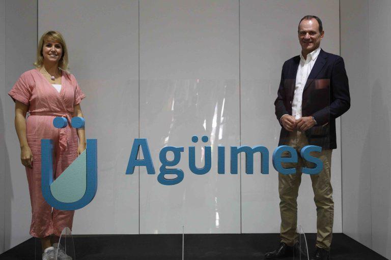 Agüimes presenta su nueva identidad visual