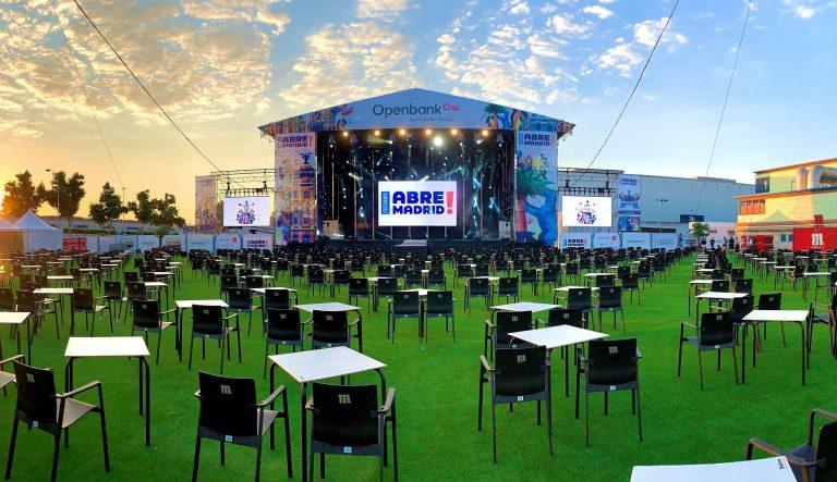 """Mañana comienza en IFEMA, """"ABRE MADRID"""", un espacio cultural y de entretenimiento"""