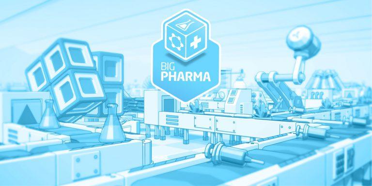 Análisis Big Pharma para Switch – Divertido gestor de una empresa farmacéutica