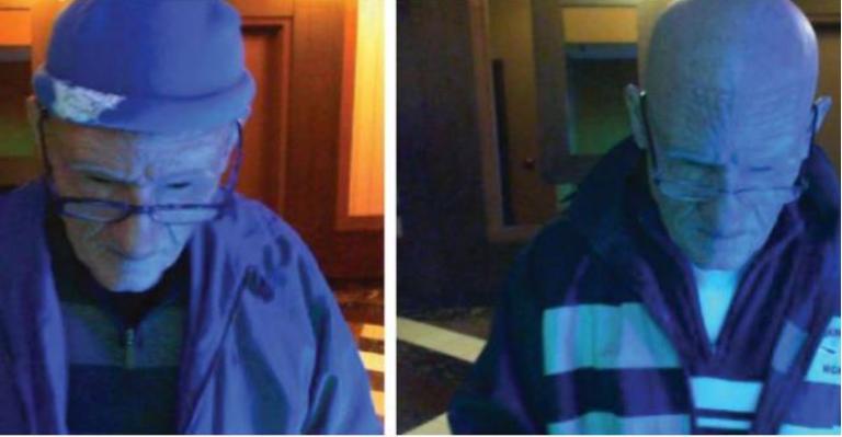 Se disfraza de anciano y estafa más de 100.000 dólares en diferentes casinos