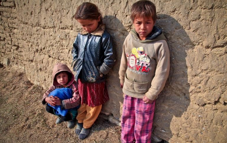 Los menores de cinco años en riesgo de morir de hambre se acercarán a los 54 millones en 2020 por el coronavirus