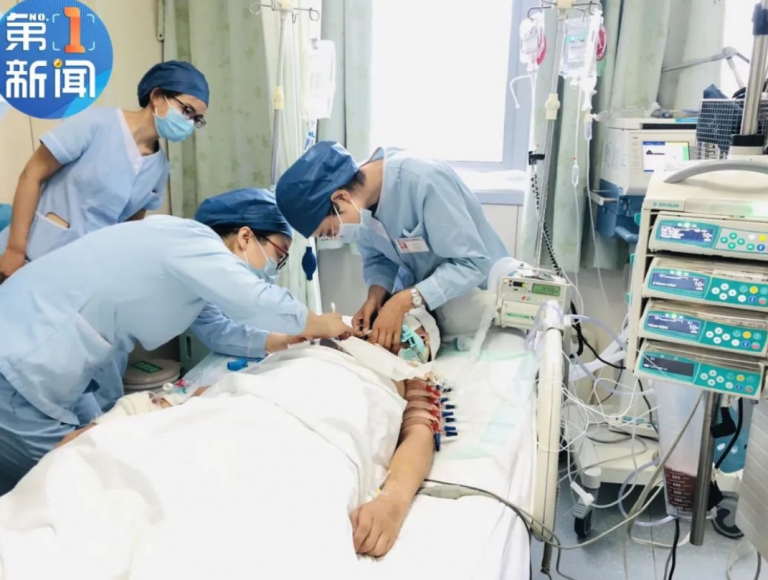 Una paciente revive tras pasar 3 días clínicamente muerta