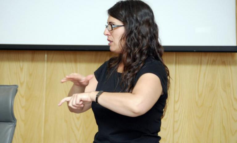 La ley del Cine incentivará las creaciones audiovisuales en lengua de signos