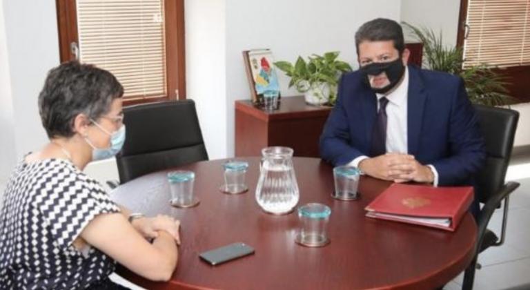 """El PP exige que Laya comparezca porque su reunión con Picardo supone """"un balón de oxígeno"""" para Reino Unido"""