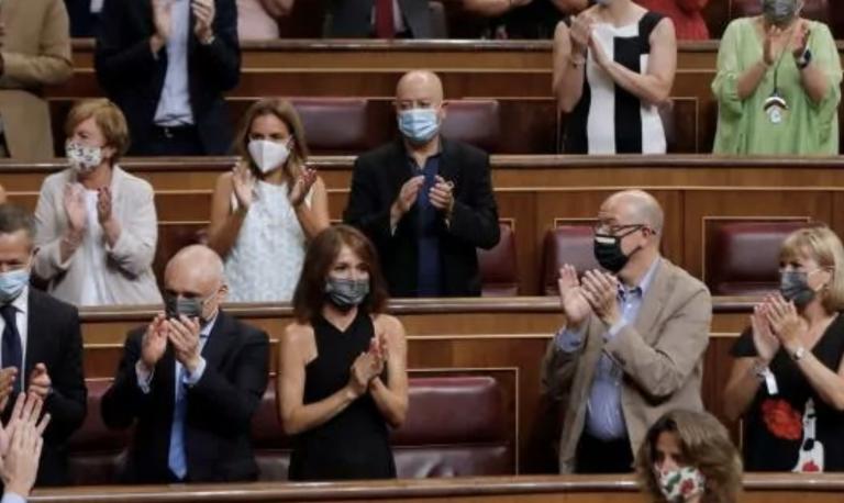 PP y Cs denuncian que los diputados del PSOE se han saltado el acuerdo sanitario de asistencia