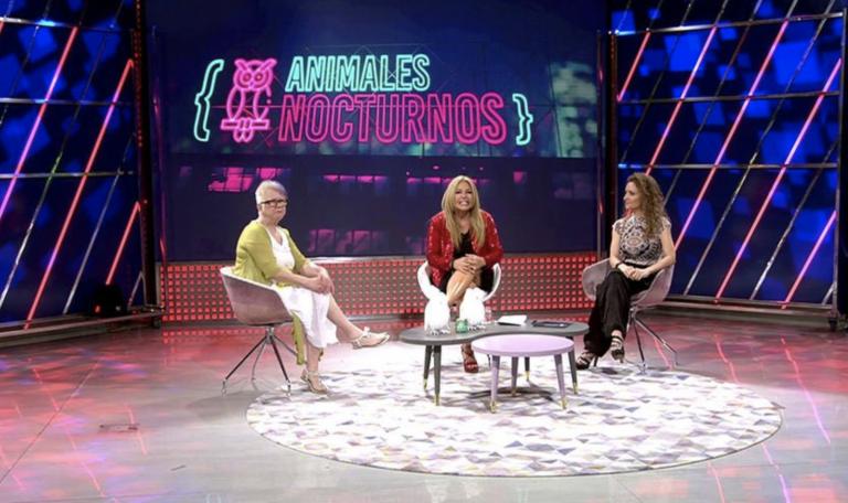 'Animales nocturnos' desaparece de la parrilla de Telecinco