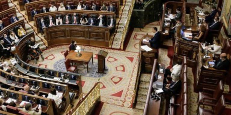 El Congreso aprueba las medidas económicas de la Comisión de la Reconstrucción