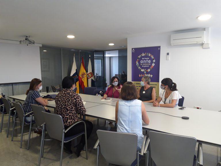 Entregados los premios del I concurso literario para mujeres víctimas de violencia de género