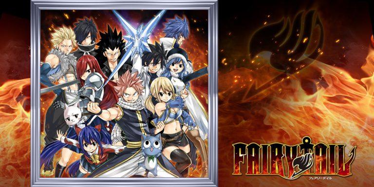 Análisis Fairy Tail – El anime japonés llevado a un buen juego de rol