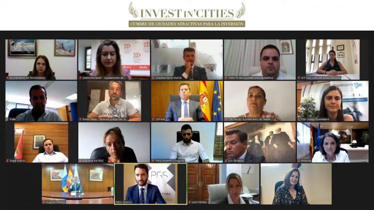 Telde se suma al foro de inversión Invest in Cities para desarrollar varias acciones del Plan de Reactivación Económica del municipio
