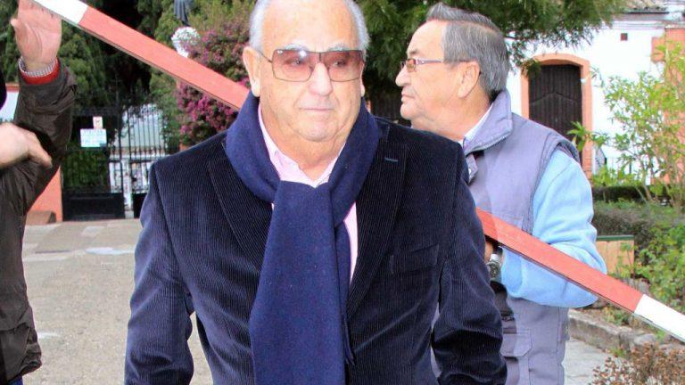 Humberto Janeiro, ingresado de urgencia por un 'shock séptico