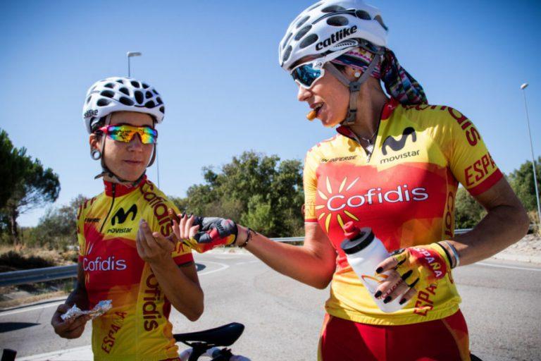 Ginesa López, Kuki, la estrella en ciernes del ciclismo amante de los tatuajes