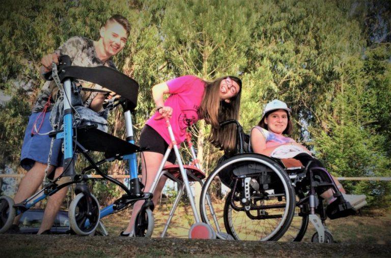 Campamentos inclusivos para 'combatir' la pandemia con deporte