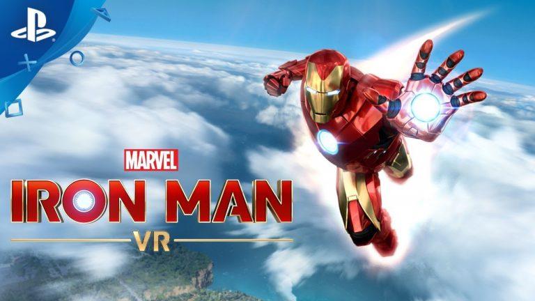 Análisis Iron Man VR – El hombre de acero de Marvel nos invita a meternos en su traje