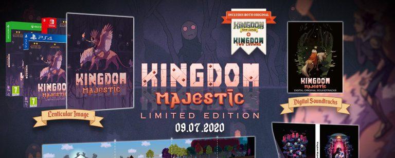 Análisis Kingdom Majestic – La micro estrategia de estos dos juegos llega unida a Switch