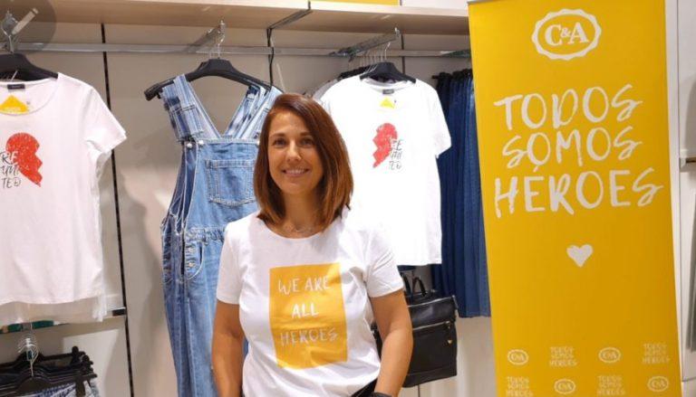 El homenaje a los héroes del coronavirus que se ha transformado en camiseta
