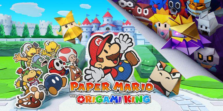 Análisis Paper Mario: The Origami King – Los cambios jugables le dan otro toque al original RPG