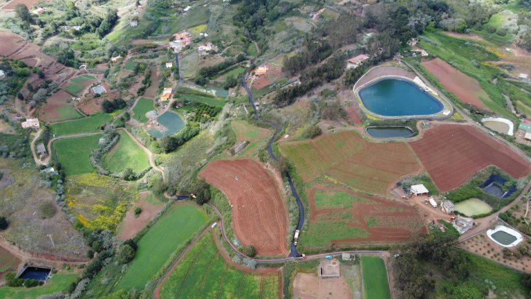 El Pleno aprueba por unanimidad instar al Cabildo y al Gobierno a ejecutar medidas urgentes para abaratar los costes de elevación del agua para los agricultores