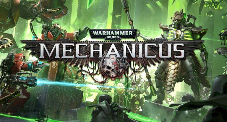 Análisis  Warhammer 40.000: Mechanicus – La estrategia de Warhammer vuelve por la puerta grande